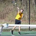 HEIGHTS TENNIS – Tigers sweep Brush in dominant win