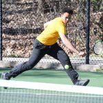 HEIGHTS TENNIS – Tigers roll past Lake Ridge