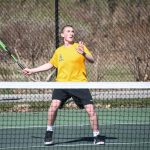 HEIGHTS TENNIS – Tigers fall in close match to South