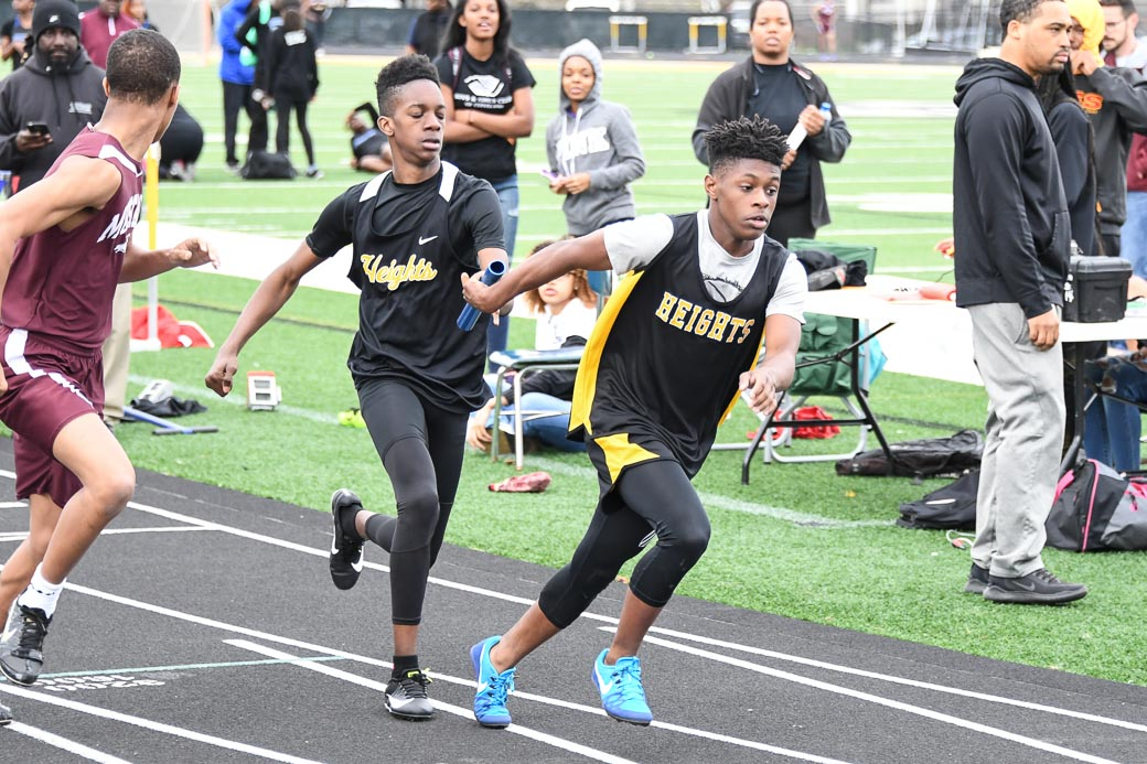 HEIGHTS TRACK – Successful season ends for Tigers at state preliminaries