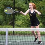 HEIGHTS GIRLS TENNIS – Tigers fall to talented NDC
