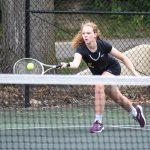 HEIGHTS GIRLS TENNIS – Tigers handle Hawken B