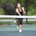 HEIGHTS GIRLS TENNIS – Tigers defeat Mayfield B