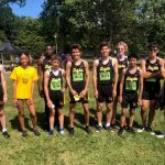Varsity Cross Country McDonough Invitational Results