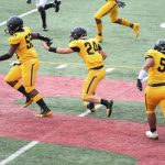 HEIGHTS FOOTBALL – Tigers slam Shaw, set up showdown with Maple
