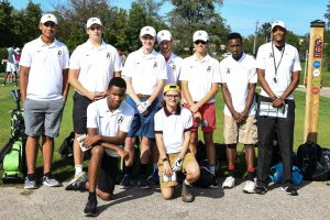 Boys Golf 9-17-19