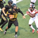 Game Notes: Heights vs Bedford