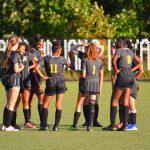 Girls Soccer Players Earn GCSSCA Awards