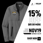 15% off Orders of $85