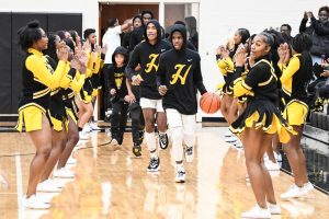 Heights Boys Basketball 1-17-20