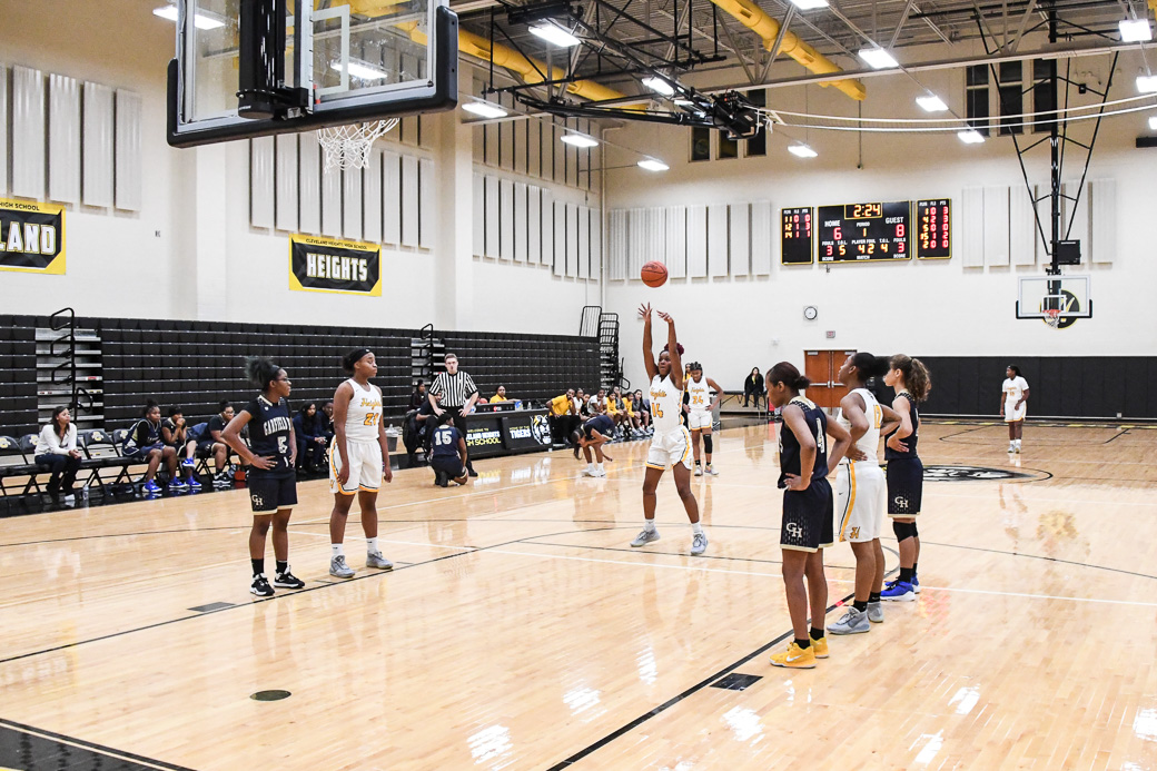 HEIGHTS GIRLS BASKETBALL – Tigers upset by Euclid in sectional final