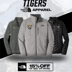 The North Face Apparell Now Available