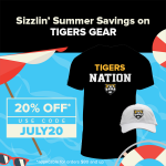 20% OFF in July