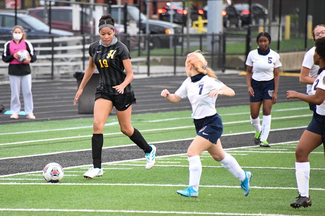 Girls Soccer 9-14-20