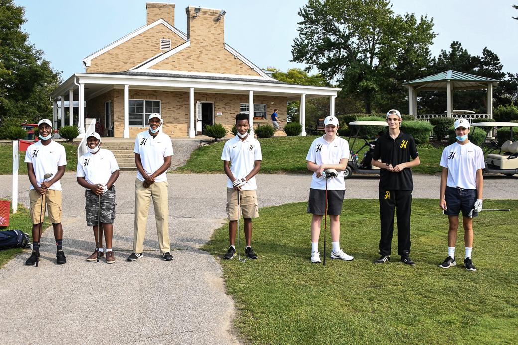 Boys Golf 9-16-20