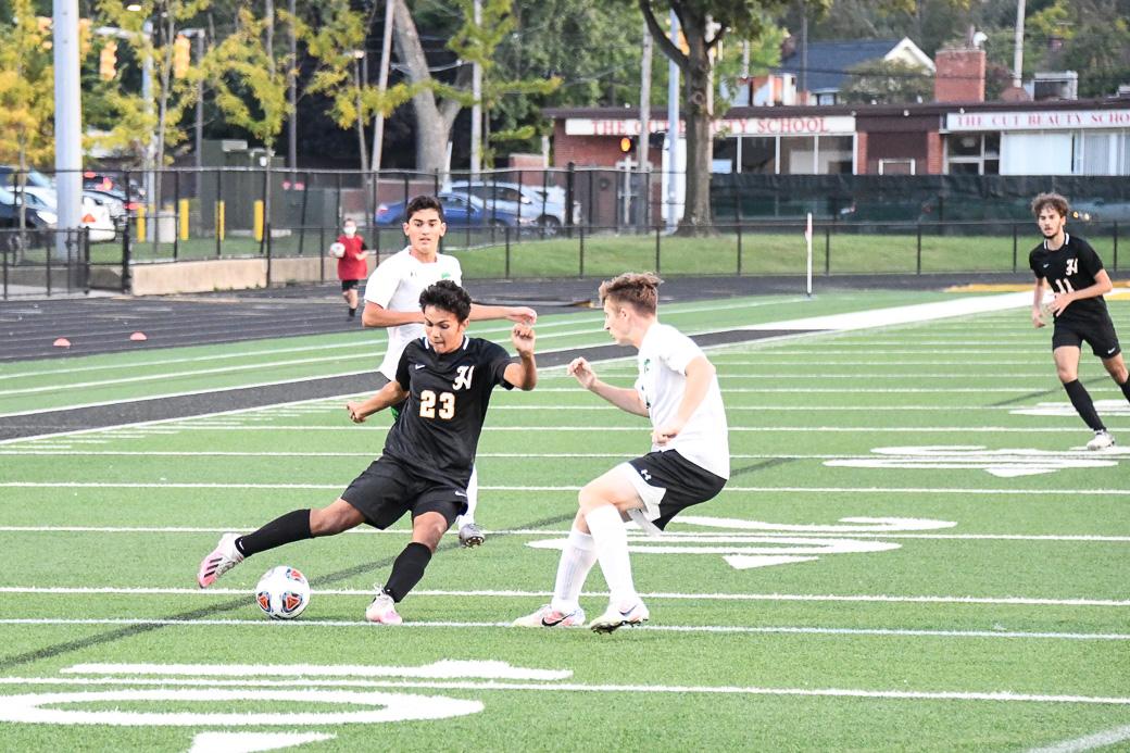Boys Soccer 9-24-20