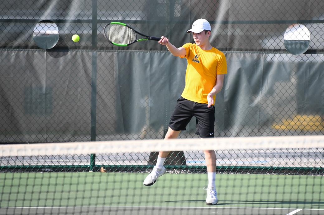 Boys Tennis 4-6-21
