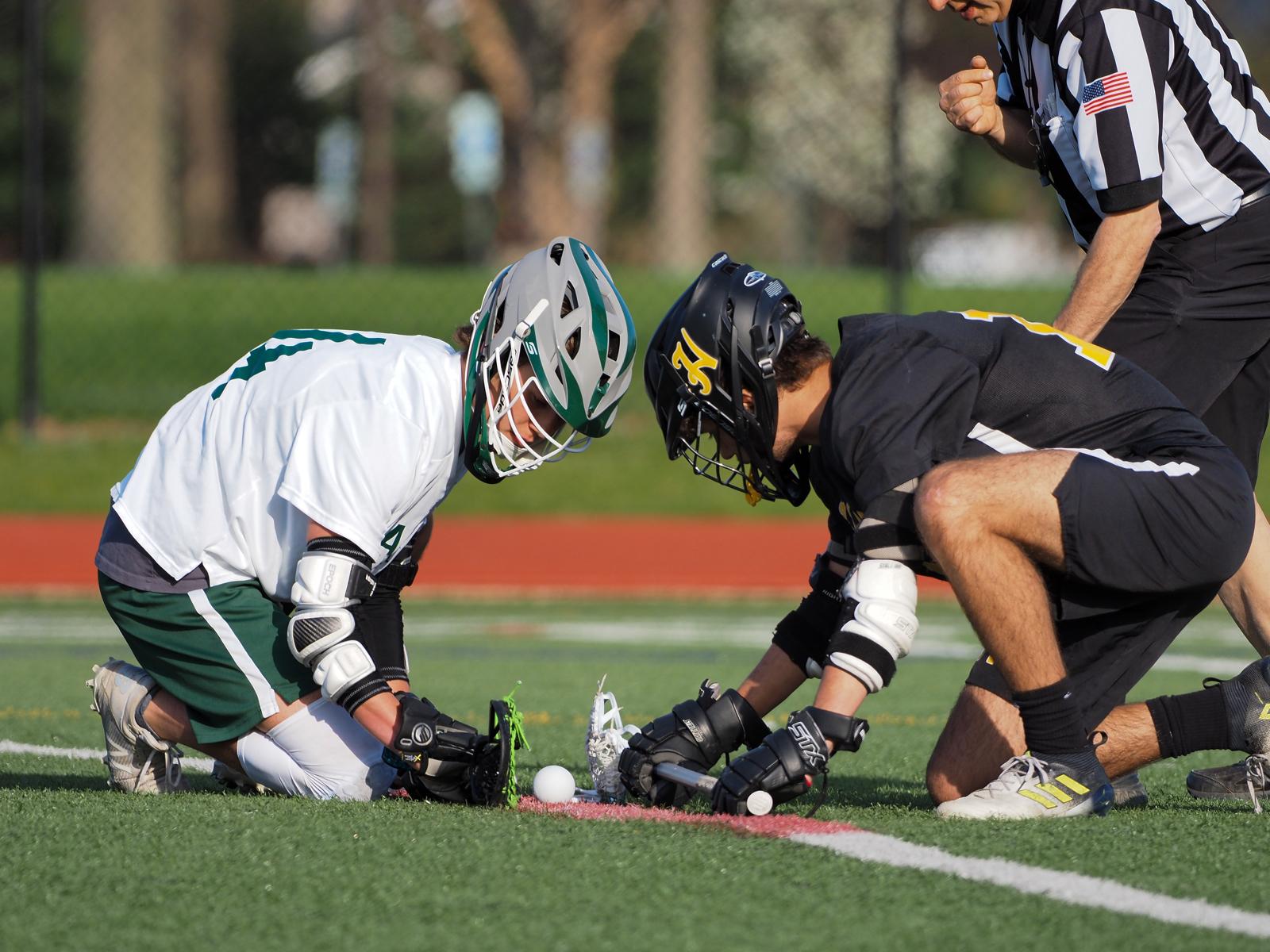 Boys Lacrosse vs Lake – 4/9/21