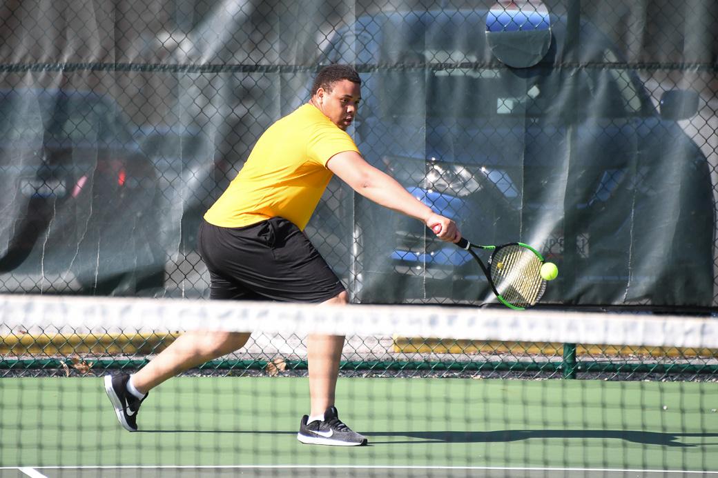 Boys Tennis 4-14-21