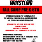 Kids Wrestling Clinic