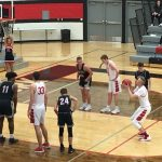 Boys Varsity Basketball beats Bountiful 78 – 72 in first round of Elite 8