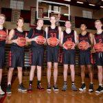 Senior Night/ Final Home Game for Boys Basketball