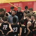 Boys Sophomore Basketball Rallies to beat Weber  53-48
