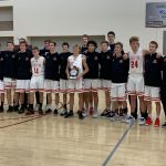 Boys Basketball Takes 3rd in Holiday Tournament