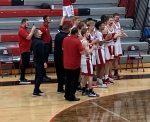 Boys Varsity Basketball beats Ridgeline 67 – 44