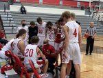 JV Boys Basketball wins in Overtime