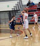 Boys Sophomore Basketball beats Ridgeline 71 – 60