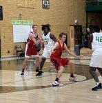 Boys Junior Varsity Basketball gets 9 point win at Kearns