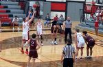 Boys Varsity Basketball beats Lone Peak 76 – 60