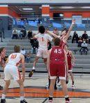 Boys Junior Varsity Basketball Battles to beat Skyridge 70 – 59