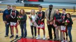 Boys Basketball Recognizes Senior Players