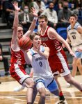 Boys Basketball Season Ends with Semifinal Loss to Westlake