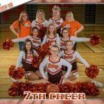 7th Grade Cheerleading