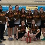 Claymont Girls Varsity Bowling finishes 1st place at 2019  Panther Challenge (Varsity ONLY)