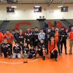IVC Middle School Wrestling Champions