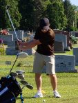 ClaymontMiddle School Golf defeats West Holmes 206 – 226