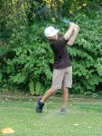 Claymont Middle School Golf falls to Hiland 182 – 209