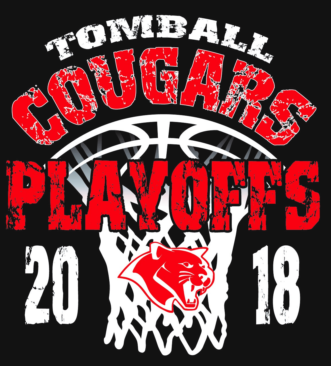 Cougar Boy's Basketball make it to the Playoffs!
