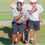 PICS UP!  Football Practice - FRESHMAN - GO COOGS @FootballTomball