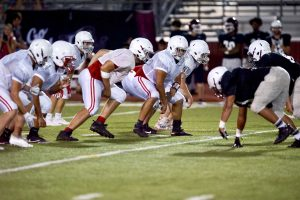 SCRIMMAGE PICS UP! THS vs A&M CONSOLIDATED – Album 2 of 2