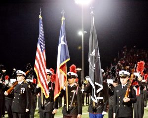 PATRIOTIC HALF-TIME IS LIKE NO OTHER!