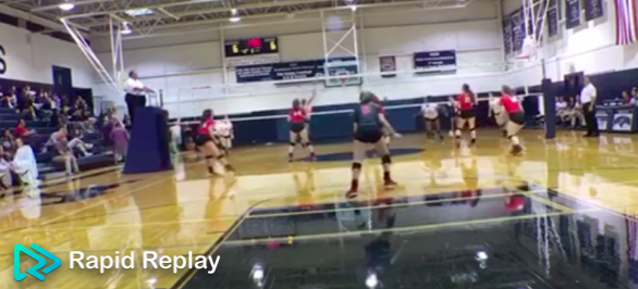 Video Highlight: Great save lady Cougars!