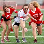 PICS UP! ~ POWDER PUFF 2019 @spo_hs ~ 2nd Quarter, Halftime Show & a WORD from our Sponsors