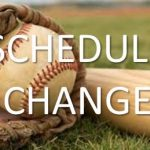 Update: Cougar Baseball Playoff – Game 3 – Venue/Date Change!