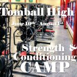 Cougar Strength and Conditioning Camp! Register Now!!