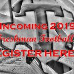 Incoming 2019 9th Grade Cougar Football Players – REGISTER HERE!